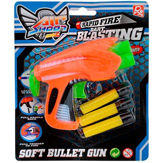 Lembrancinha Infantil - Fire Dart Jateamento Soft Bullet Gun