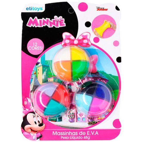 Lembrancinha Infantil - Massinha de EVA Minnie