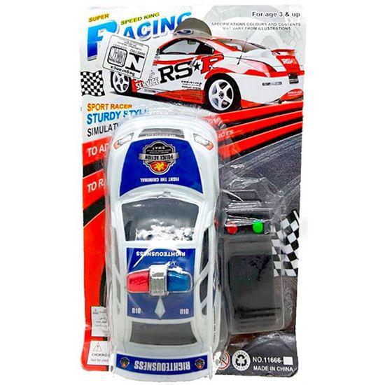 Lembrancinha Infantil - Carro da Polícia Speed King