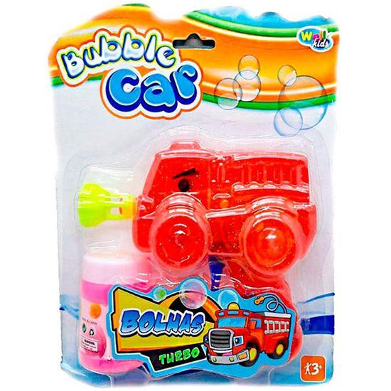 Lembrancinha Infantil - Carro Bolha Turbo
