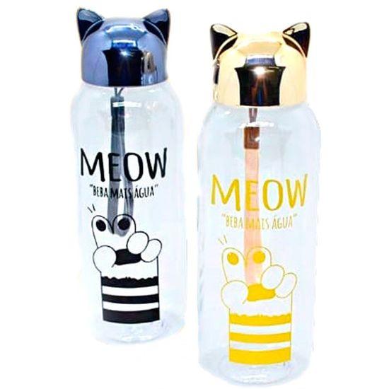 Garrafinha Meow Beba Mais Água