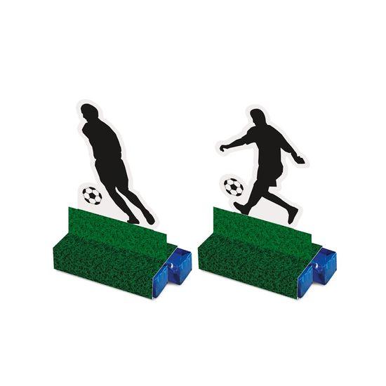 Caixa Bis Composse Futebol 5,5X3,5X8 Pt - 8 Unidades