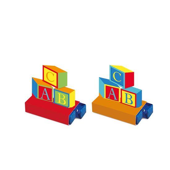 Caixa Bis Composse Fabrica De Brinquedos 5,5X3,5X6 Pt - 8 Unidades