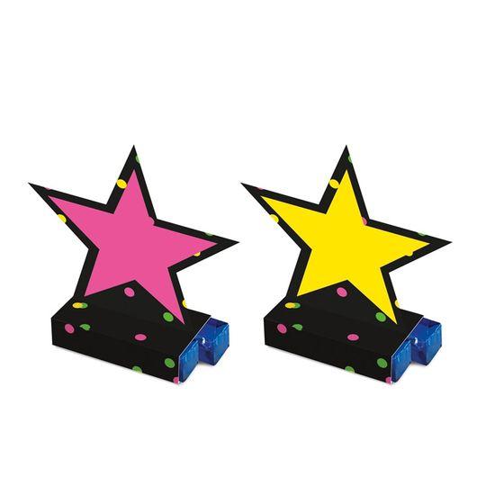 Caixa Bis Composse Neon 8,5X3,5X9 Pt - 8 Unidades