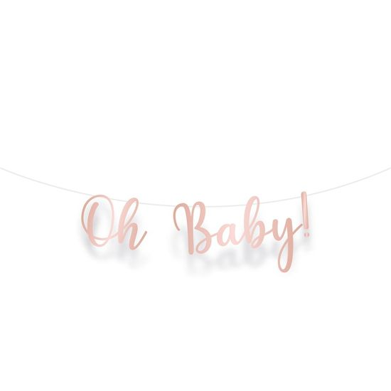 Faixa Oh Baby Oh Baby Girl