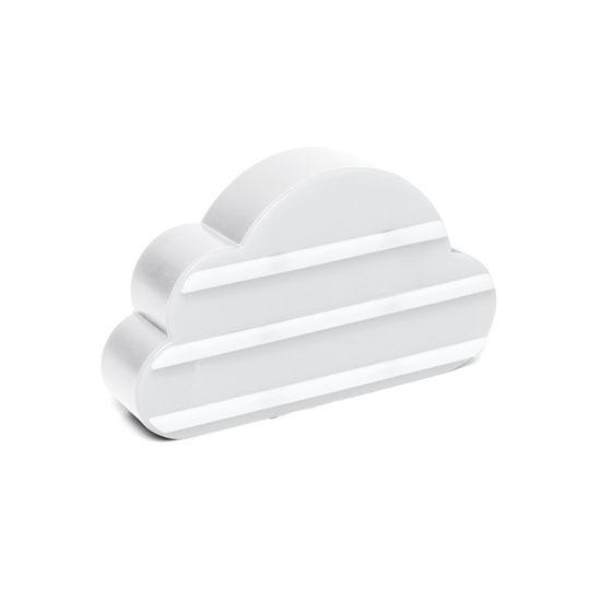 Letreiro Luminoso Nuvem Branco 14,5X3X8,5