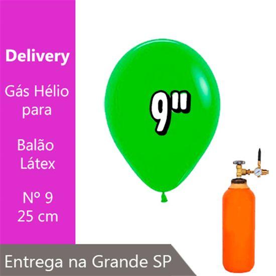 Serviço Delivery de Gás Hélio para Inflar Balões - Gás para Balão de Látex 10