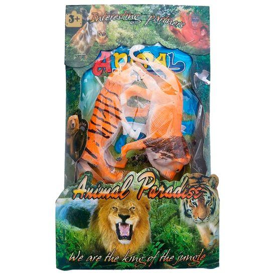 Lembrancinha Infantil - Paraíso Animal Os Reis da Selva