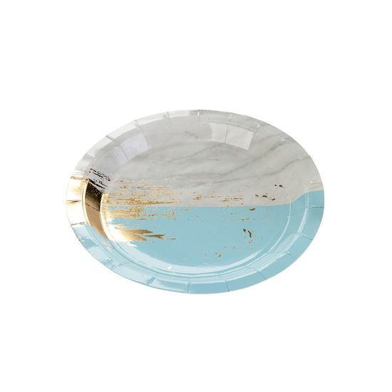 Prato Marmore Azul - 10 Un