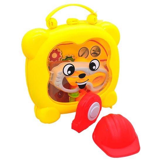 Lembrancinha Kit Ferramenta Toy King Ursinho