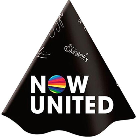 Festa Now United - Chapéu de Aniversário Now United - 08 Un