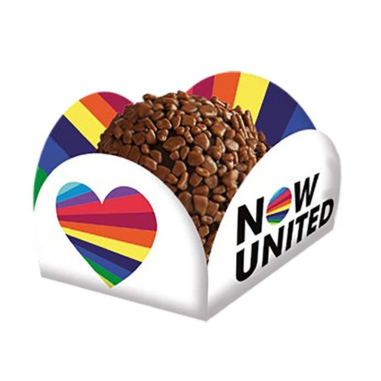 Festa Now United - Porta-Forminha Now United - 40 Unidades