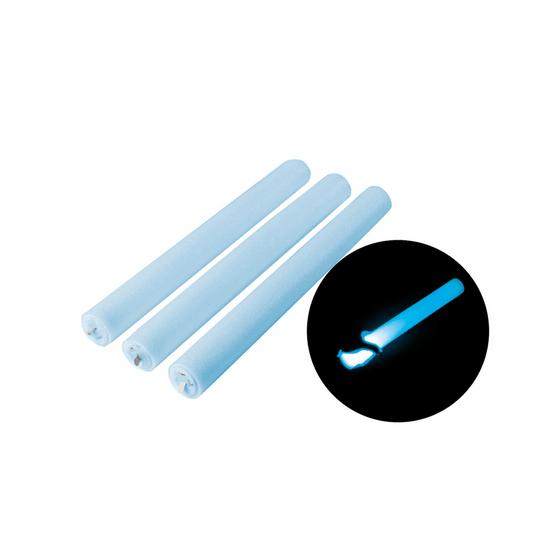 Bastão de Espuma com Led Luminoso (40cm) Azul