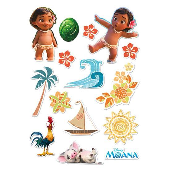 Festa Moana - Kit Decorativo Moana Baby