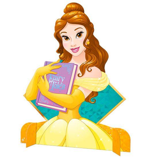 Festa Princesas Disney - Personagem Dec. A Bela Princesas Amigas