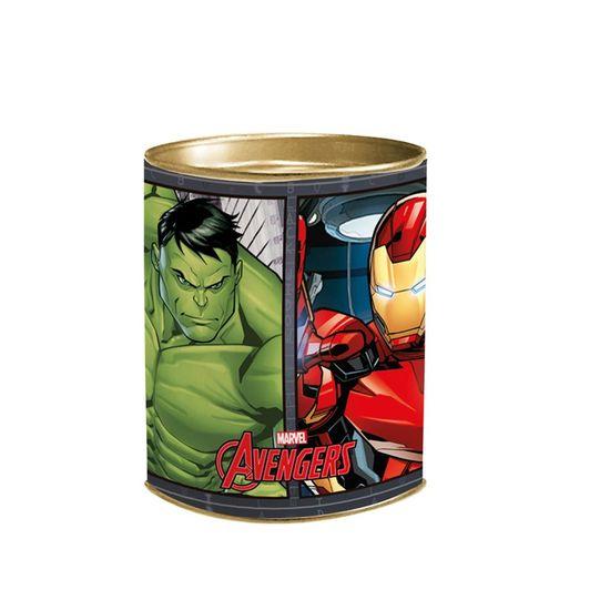 Lata para Lembrancinhas 11X9,1cm Avengers