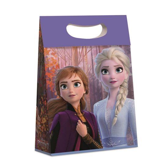 Caixa Plus Frozen Dois P 18X7,5X25 com 1 Unidade