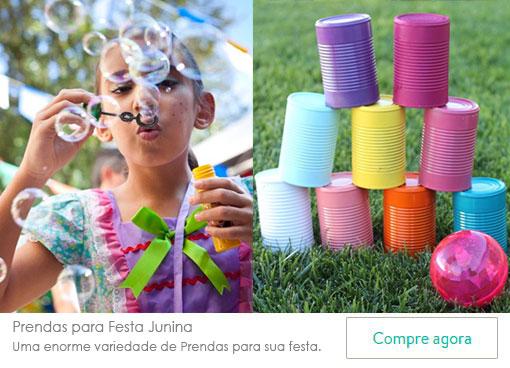 Prendas Festa Junina
