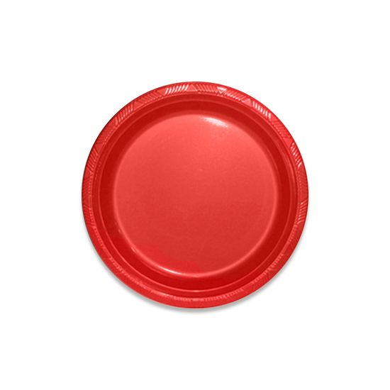 prato-happy-line-18cm-vermelho-10-un