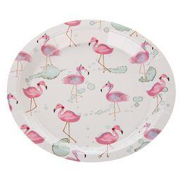 prato-papel-aquarela-flamingo