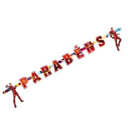 Faixa-de-Parabens-Festa-Homem-de-Ferro