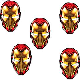 Mascara-de-Papel-Festa-Homem-de-Ferro---06-Un