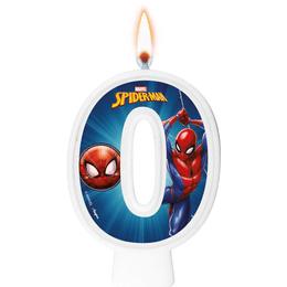 vela-festa-homem-aranha-numero-0
