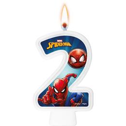 vela-festa-homem-aranha-numero-2