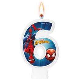 vela-festa-homem-aranha-numero-6
