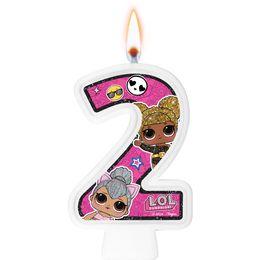 vela-festa-lol-surprise-numero-2