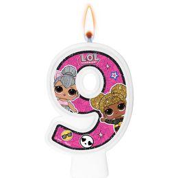 vela-festa-lol-surprise-numero-9