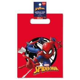 Sacola-Kids-Spider-Colorido-22X31Cm