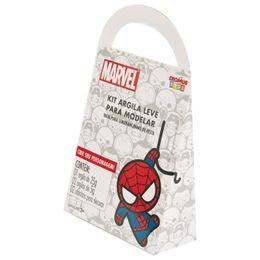 Kit-Argila-Leve-para-Modelar-Homem-Aranha