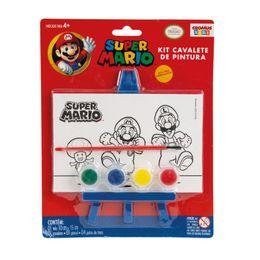Kit-Cavalete-para-Pintura-Mario-Bros