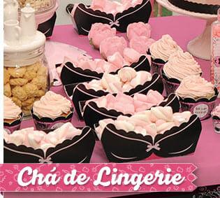 Chá de Lingerie Cromus Festa