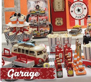 Garage Cromus Festa
