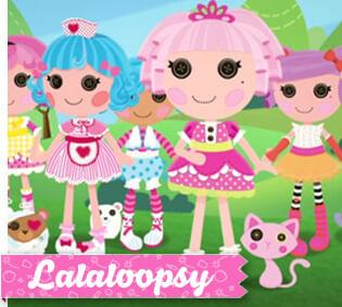 Tema Infantil Lalaloopsy Cromus Festa