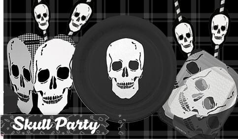 Skull Party Cromus Festa